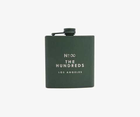 the-hundreds-infinity-flask-green-white